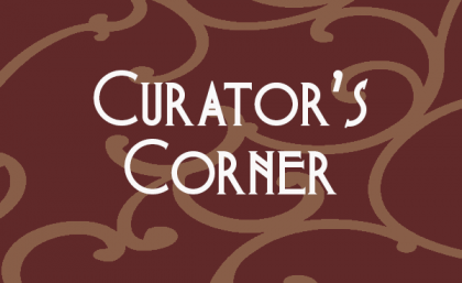 Curator's Blog