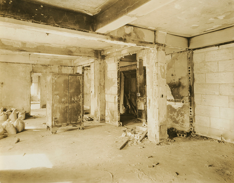 Interior Of The Buffington Building, 10 Purchase Street, Fall River,  Massachusetts, Following