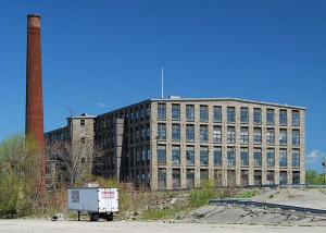 Industrialization of the Lower Quequechan Valley @ Bristol Community College | Fall River | Massachusetts | United States
