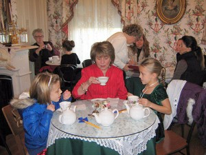 Victorian High Tea in Easton Tea Room @ Easton Tea Room | Fall River | Massachusetts | United States
