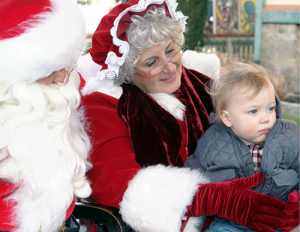 Meet Santa and Mrs. Claus @ Fall River Historical Society | Fall River | Massachusetts | United States