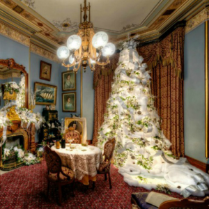 Deck the Halls! Annual Holiday Open House @ Fall River Historical Society | Fall River | Massachusetts | United States
