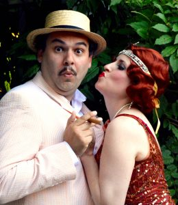 Shakespeare in the Park: Comedy of Errors @ Fall River Historical Society